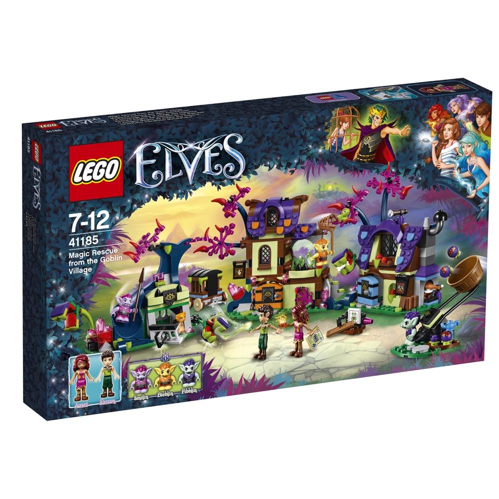 LEGO Elves 41185 Magische Rettung aus Kobolddorf