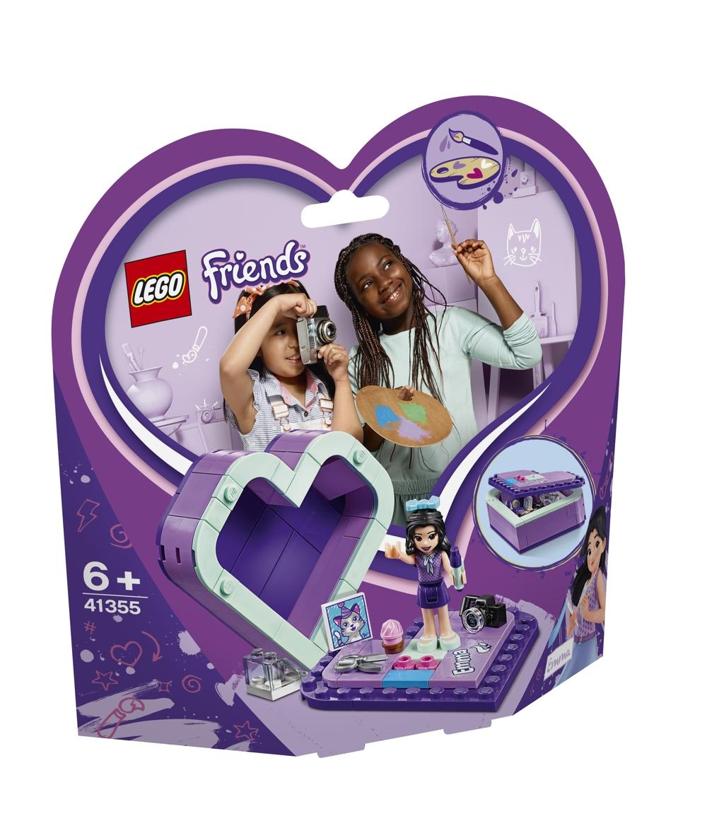 LEGO Friends 41355 Emmas Herzbox