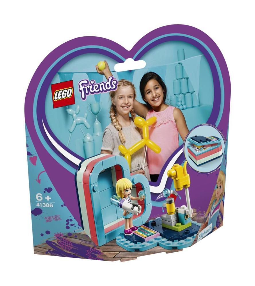 LEGO Friends 41386 Stephanies sommerliche Herzbox