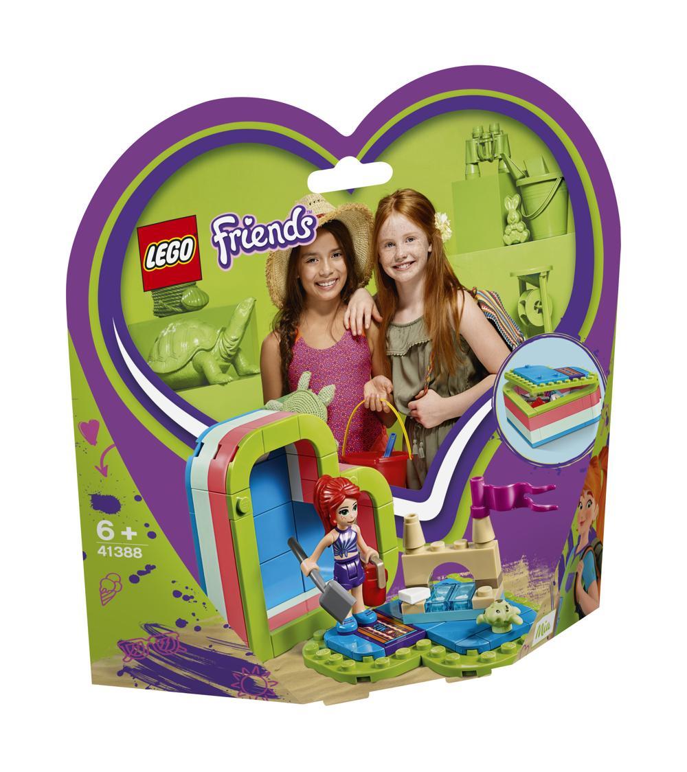 LEGO Friends 41388 Mias sommerliche Herzbox