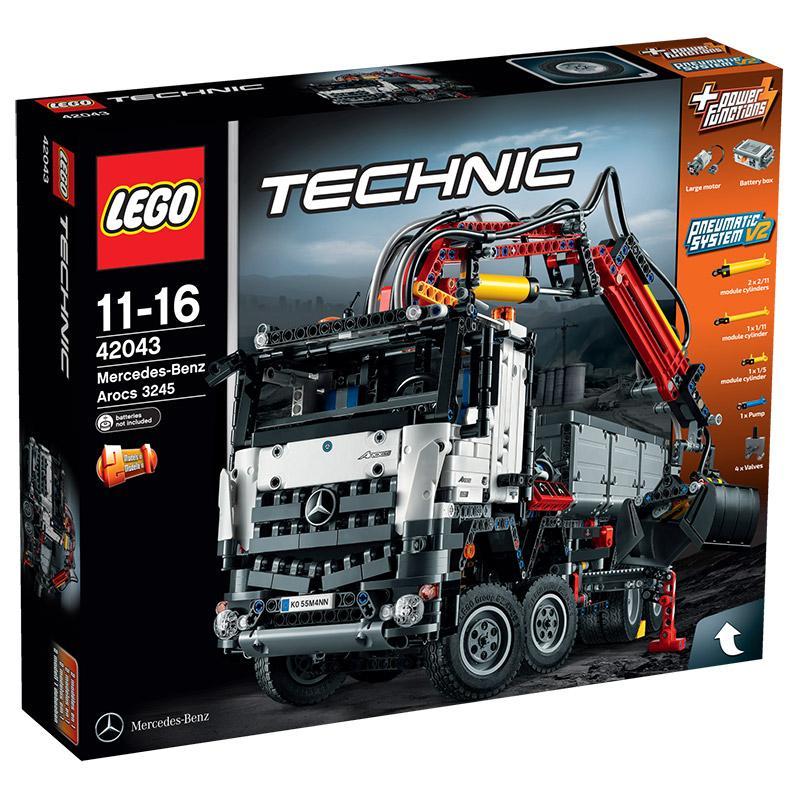 LEGO Technic 42043 Mercedes Benz Arocs 3245