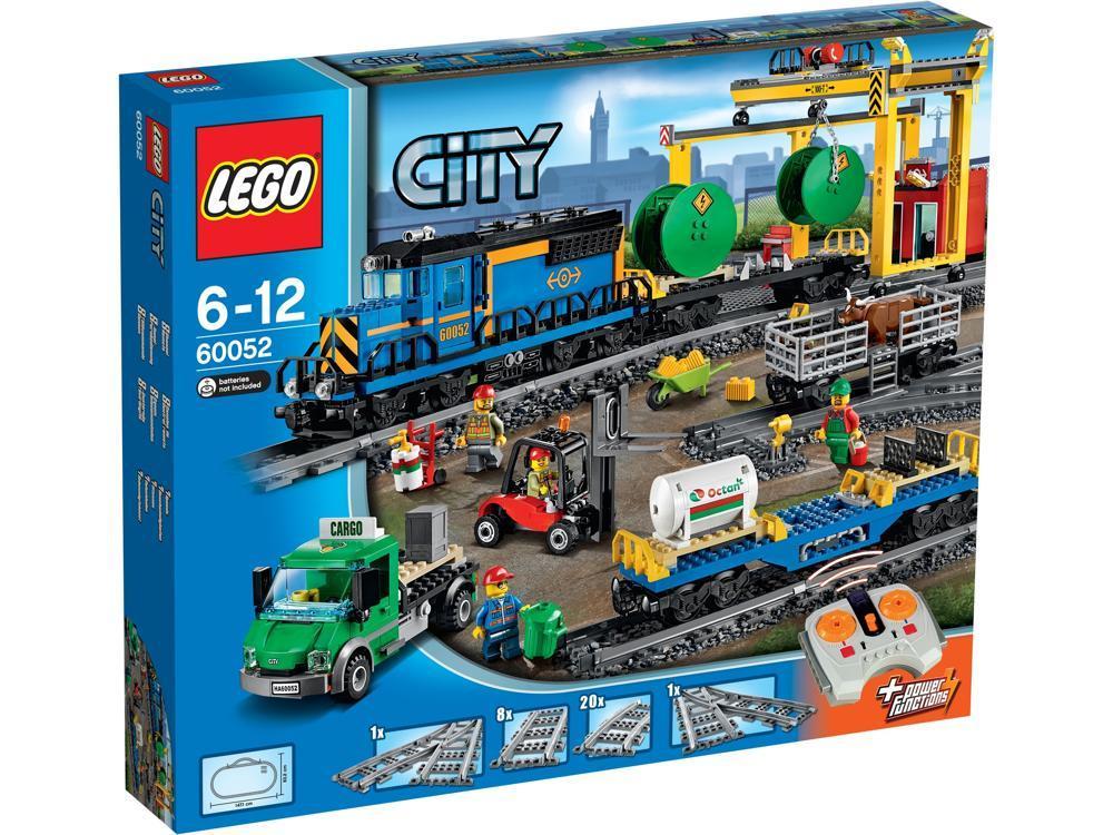 LEGO City 60052 Güterzug