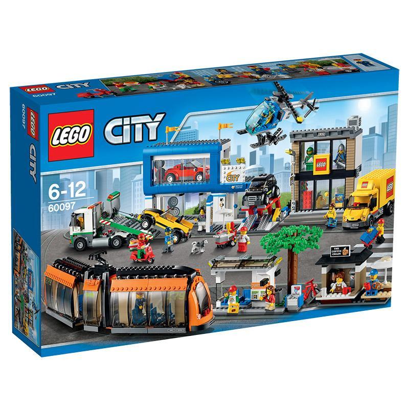 LEGO City 60097 Stadtzentrum