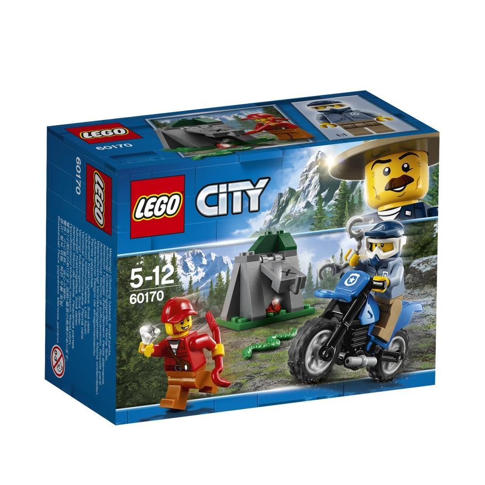 LEGO City 60170 Offroad-Verfolgungsjagd