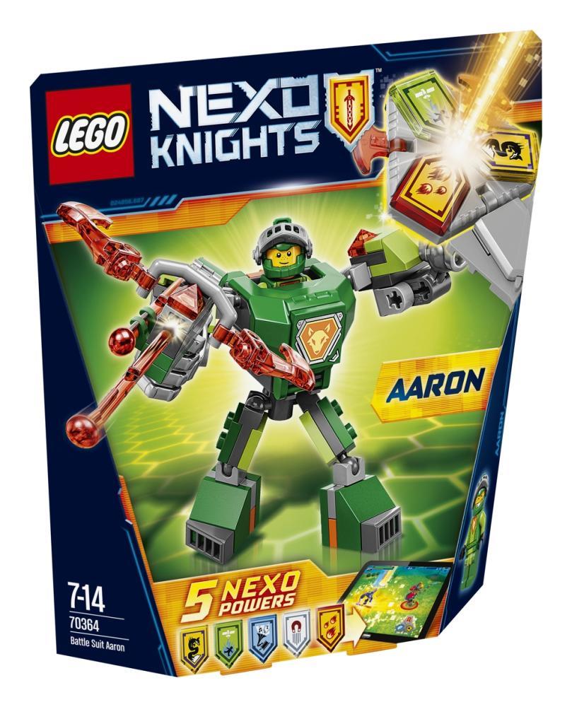 LEGO NEXO KNIGHTS 70364 Action Aaron