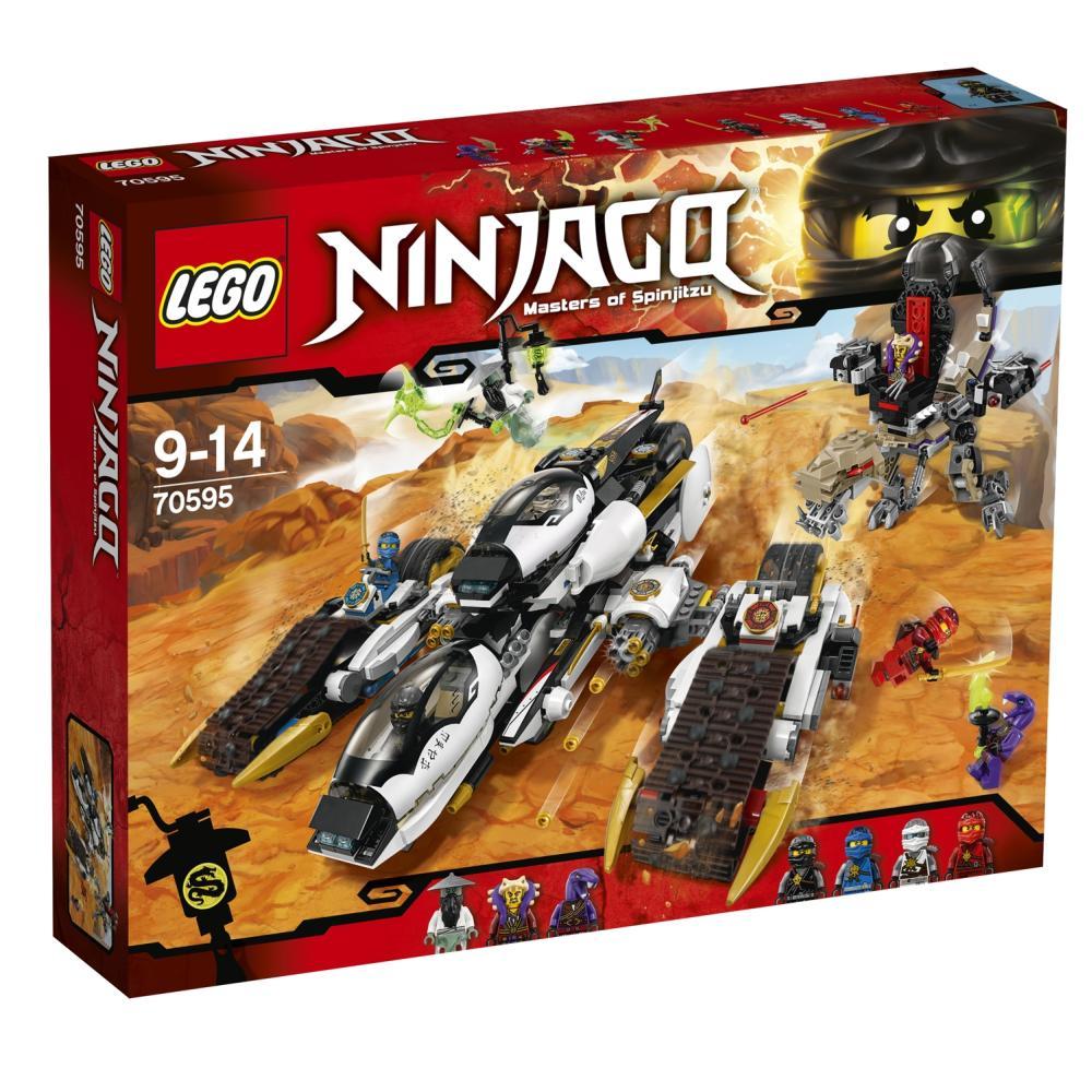 LEGO NINJAGO 70595 Ultra Tarnkappen Fahrzeug