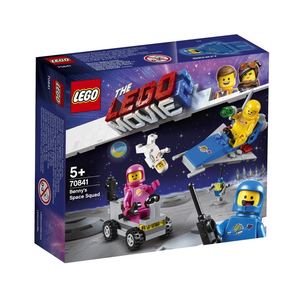 LEGO Movie 2 70841 Bennys Weltraum-Team