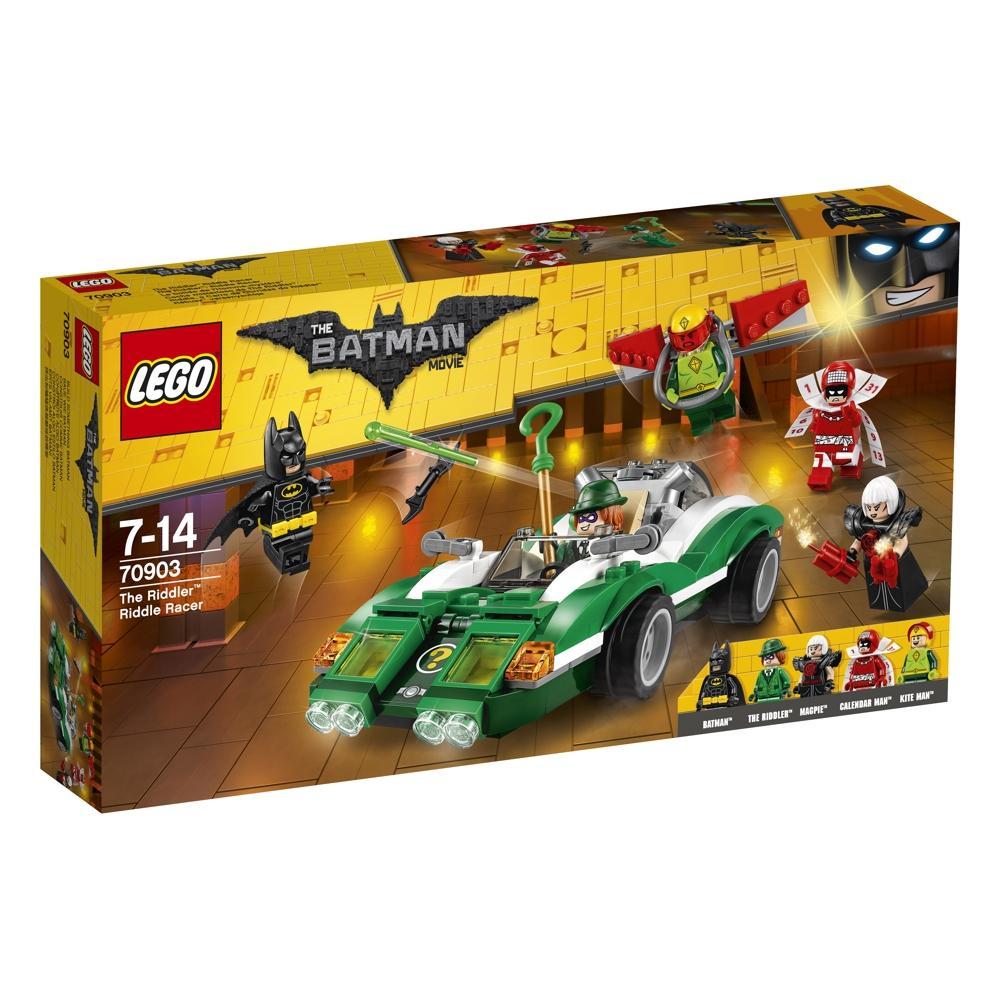 LEGO Batman Movie 70903 The Riddler: Riddle Racer