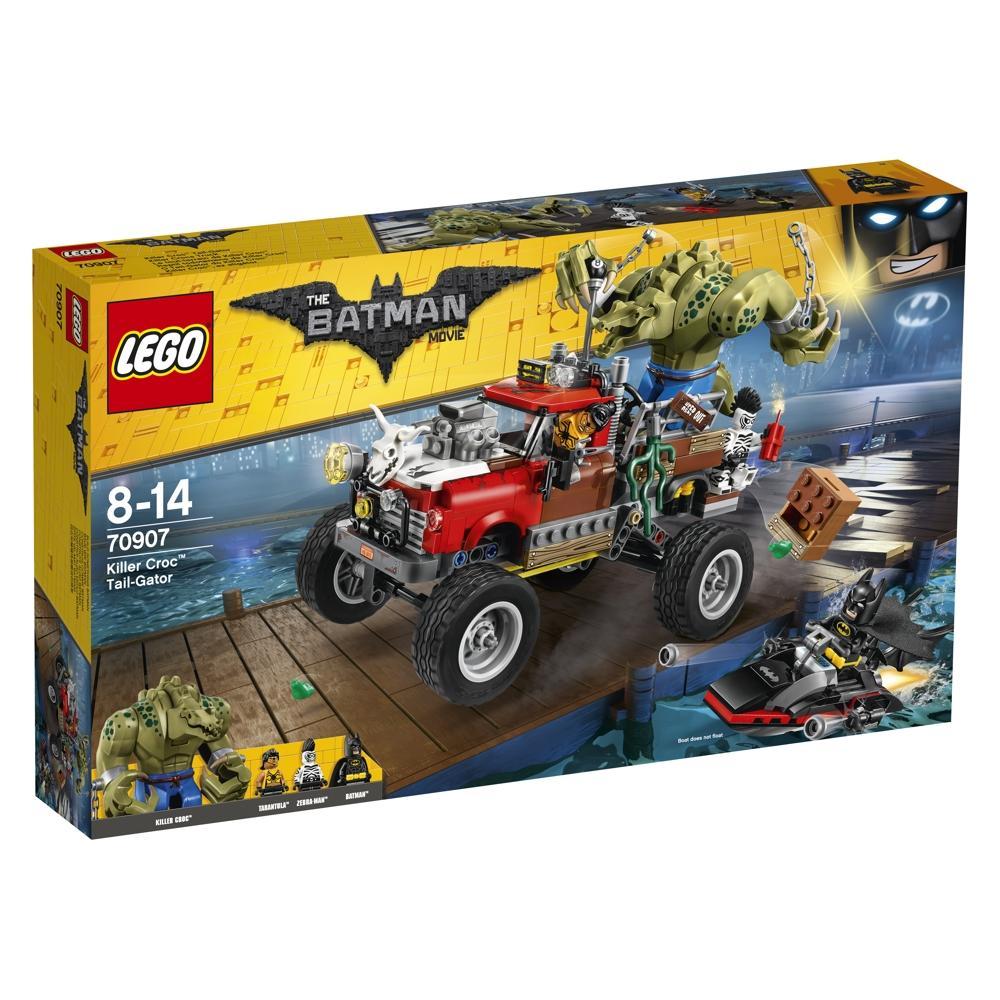 LEGO Batman Movie 70907 Killer Crocs Truck