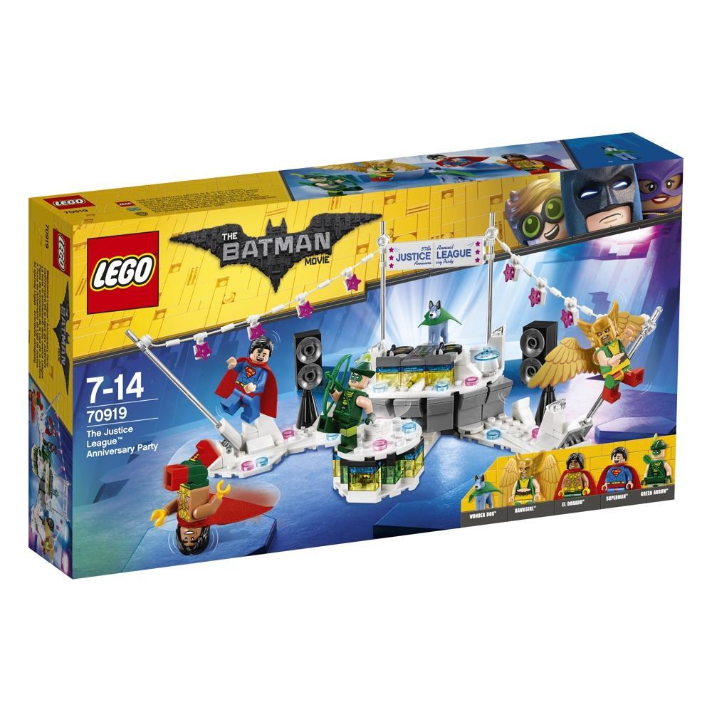 Lego Batman Movie 70919 Justice League Geburtstags