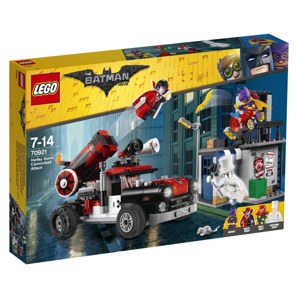 LEGO Batman Movie 70921 Harley Quinn Kanonenkugela