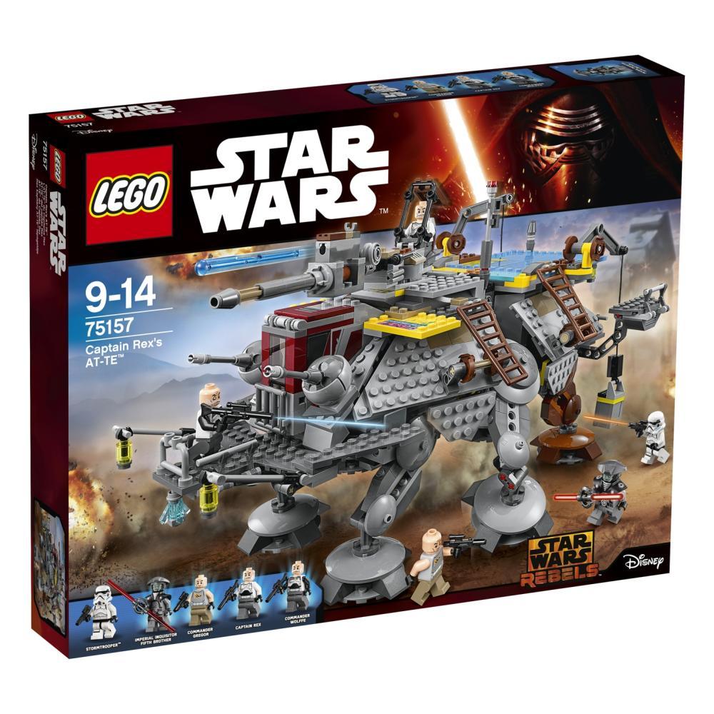 LEGO Star Wars 75157 Captain Rexs AT-TE