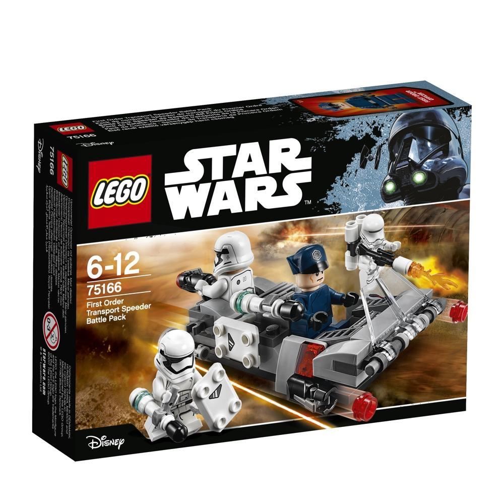 LEGO Star Wars 75166 1st Order Transport Speeder 500-75166