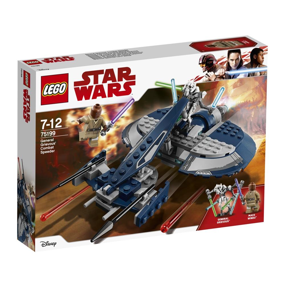 LEGO Star Wars 75199 General Grievous Combat Speed