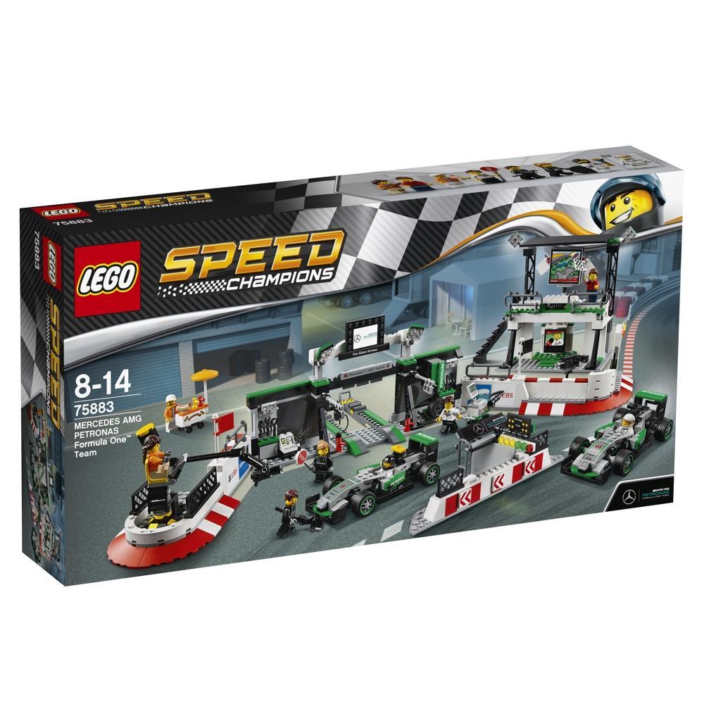 LEGO Speed Champions 75883 Mercedes AMG Petronas