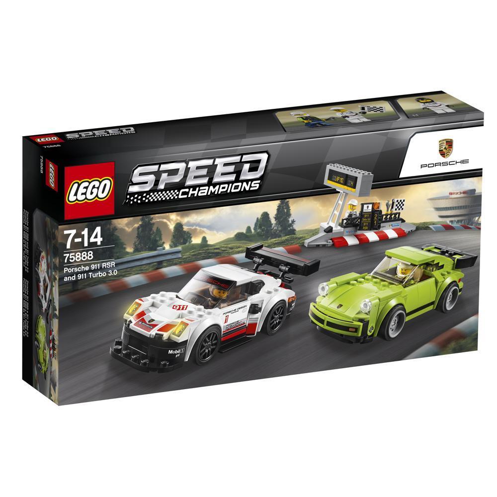 LEGO Speed Champions 75888 Porsche 911
