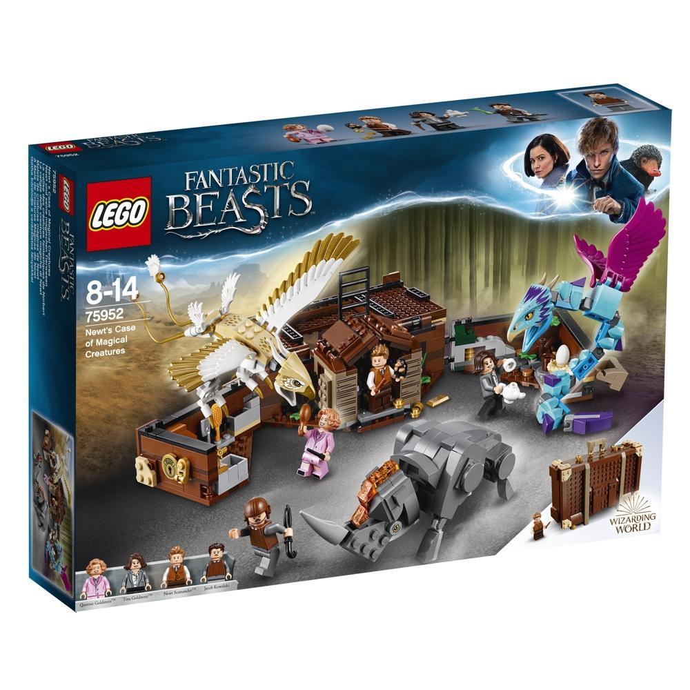 LEGO Harry Potter 75952 Newts Koffer