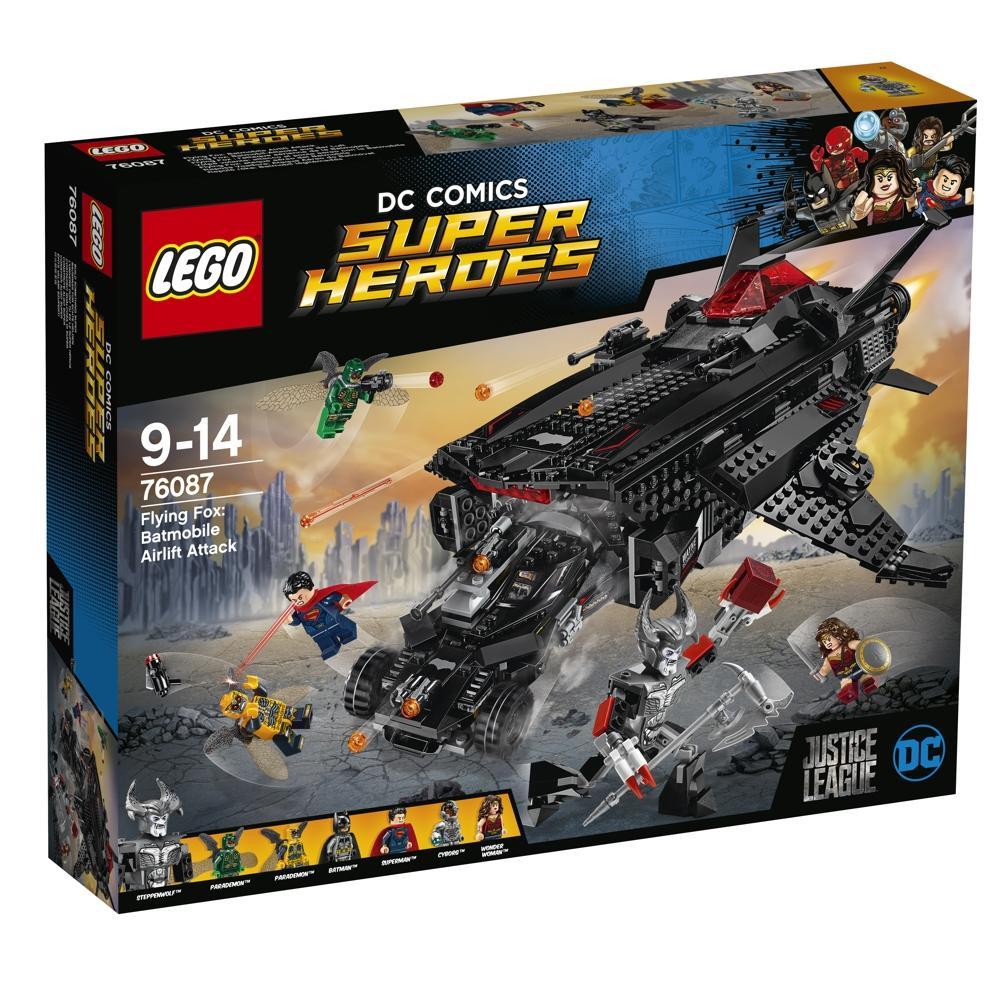 LEGO DC Comics 76087 Superheld Charakter