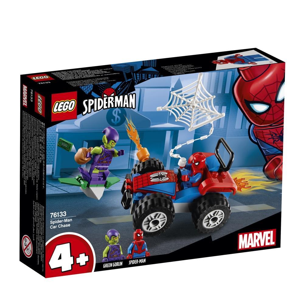 LEGO Marvel 76133 Spider-Man Verfolgungsjagd