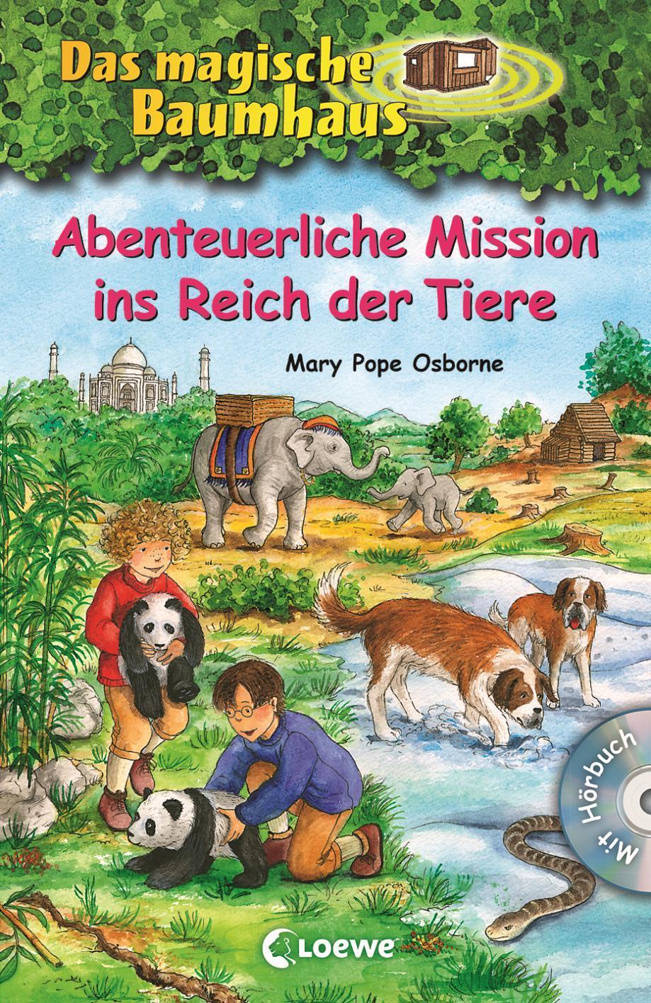 Abenteuerliche Mission ins Reich der Tiere