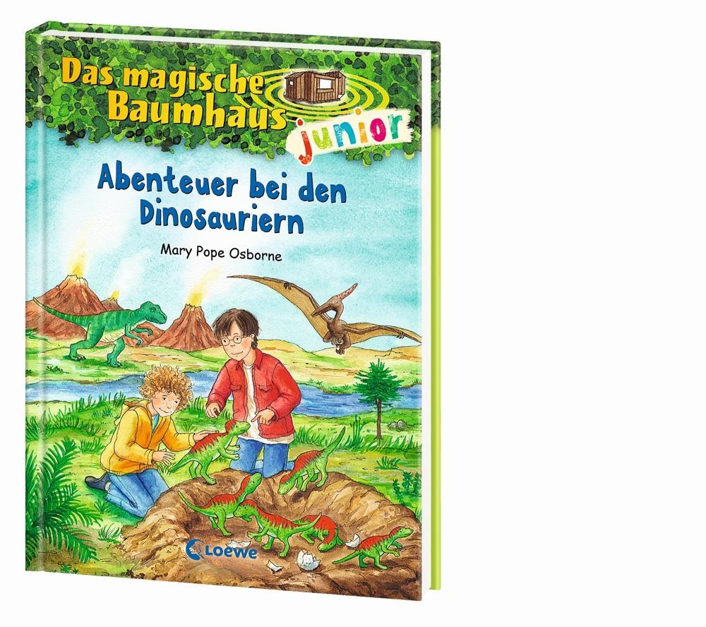 Abenteuer bei den Dinosauriern