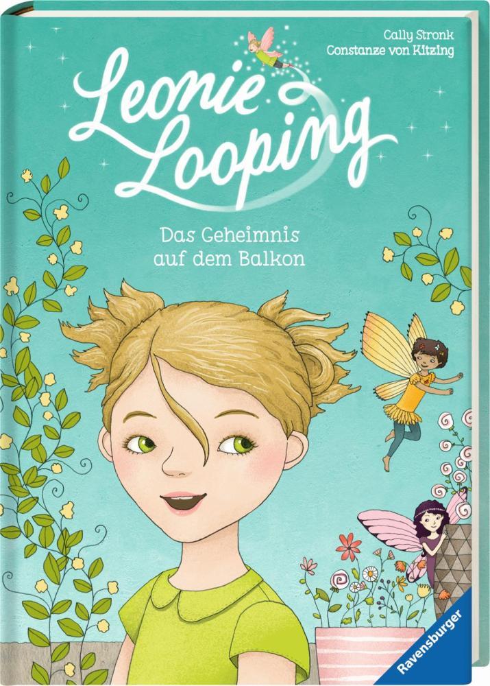 Leonie Looping Das Geheimnis auf dem Balkon
