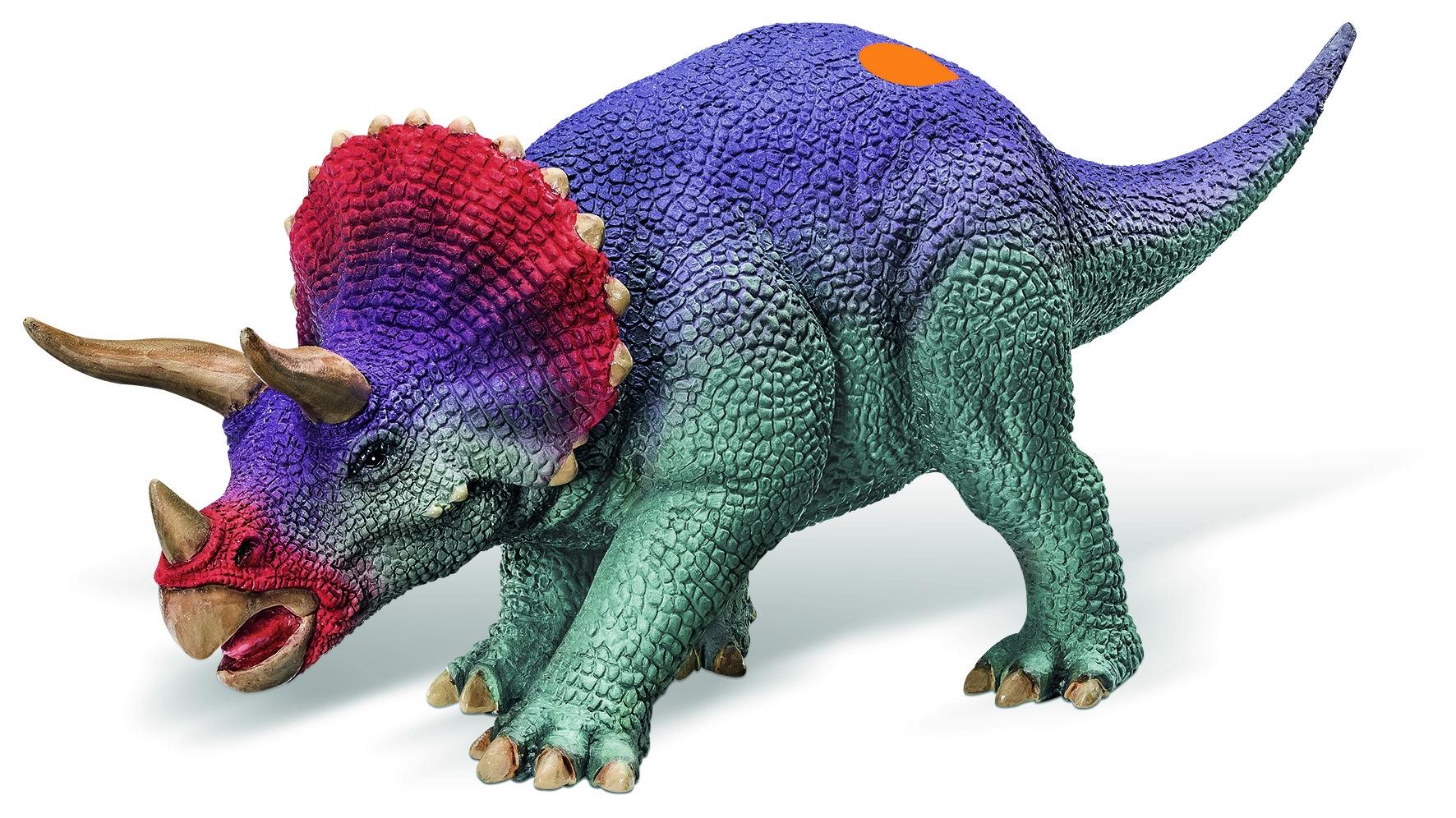 tiptoi Triceratops klein