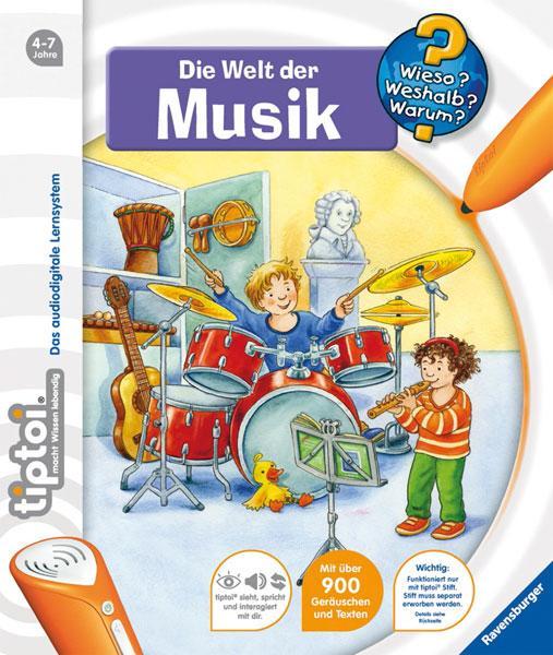 tiptoi WWW Die Welt der Musik