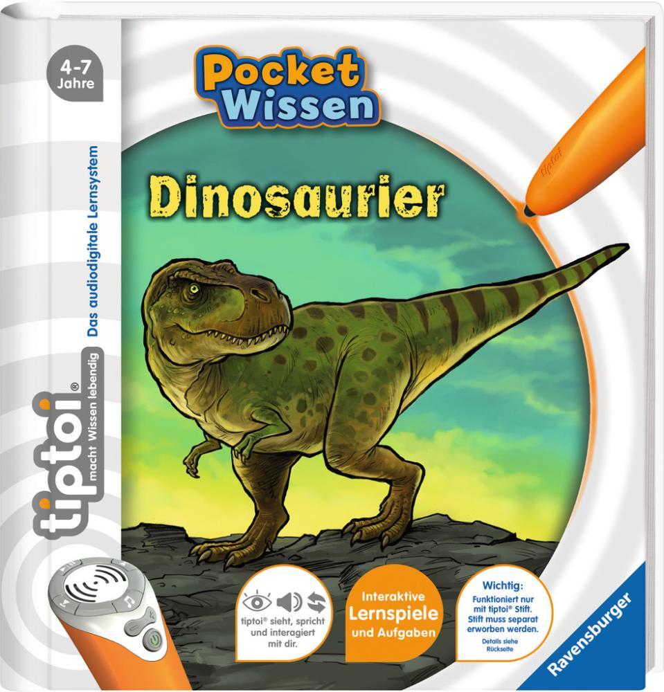 tiptoi Pocket Wissen Dino