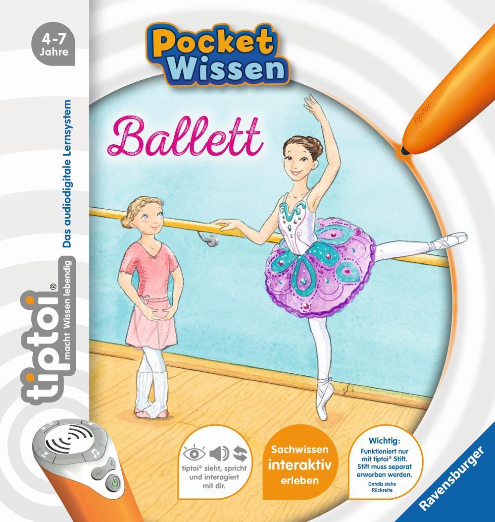 tiptoi Pocket Wissen Ballett