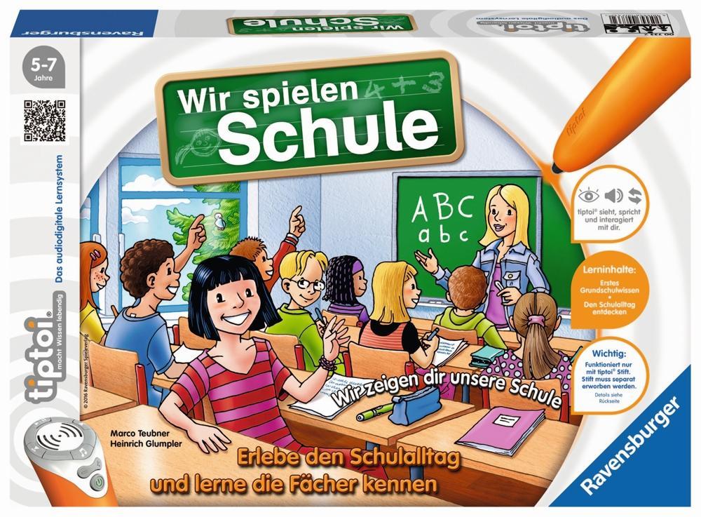 tiptoi Wir spielen Schule