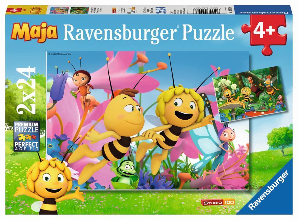 Ravensburger Puzzle Biene Maja