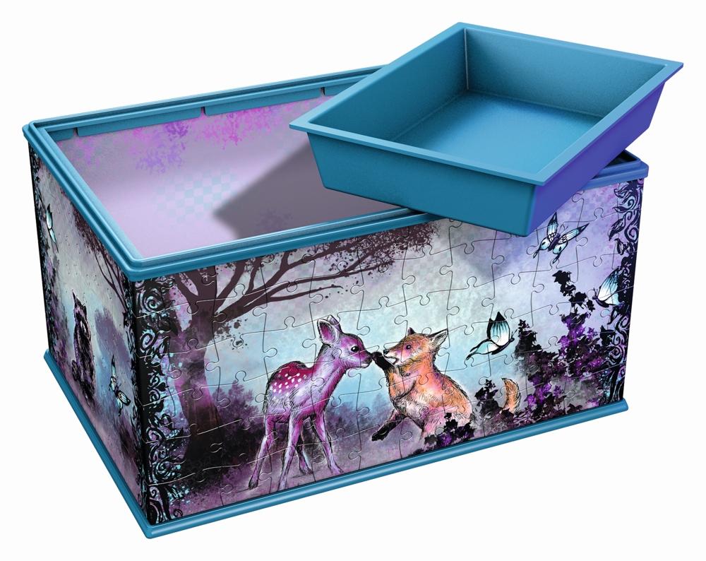 Ravensburger 3D Puzzle Aufbewahrungsbox Animal