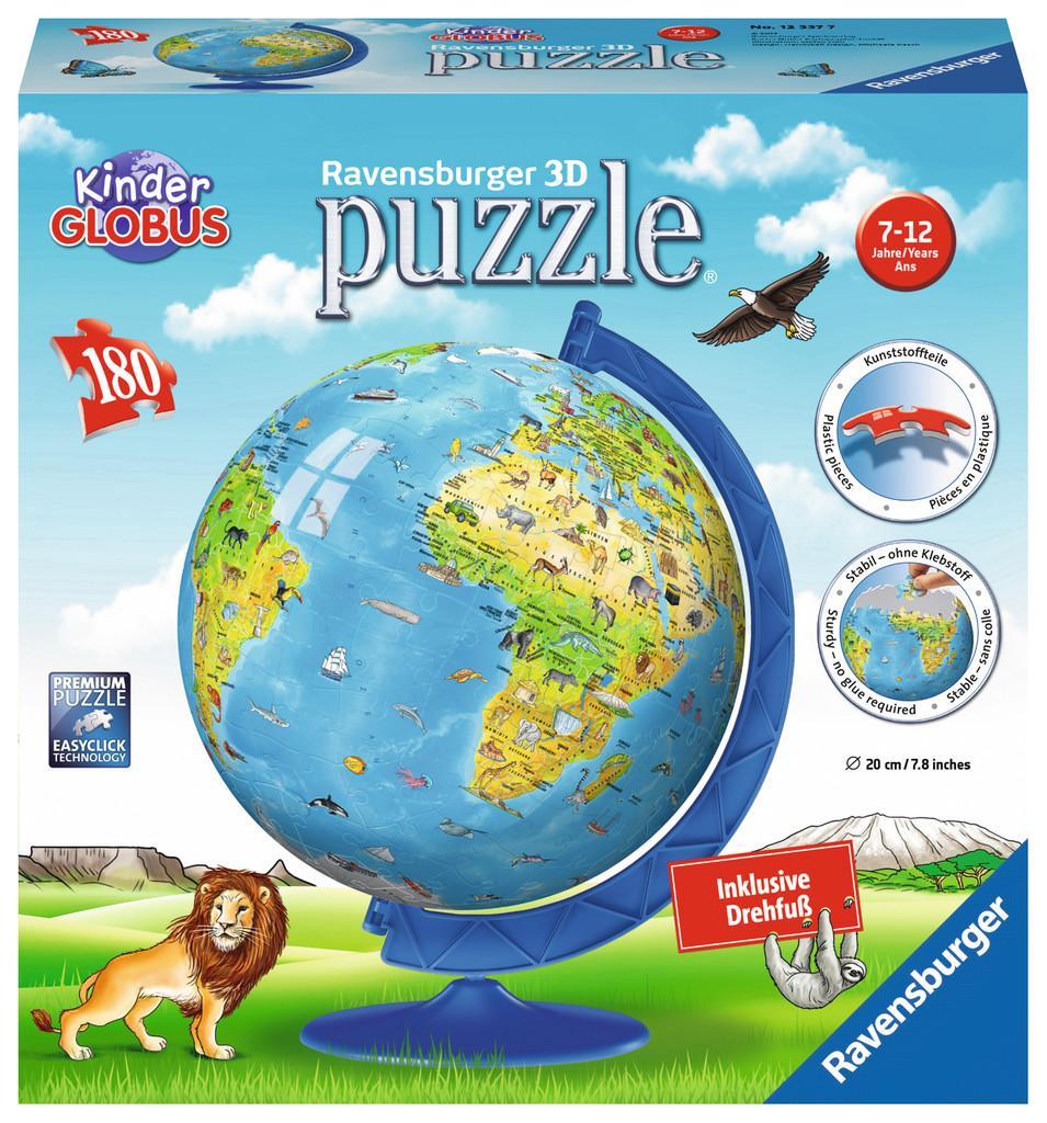 Ravensburger 3D Puzzle Kinderglobus