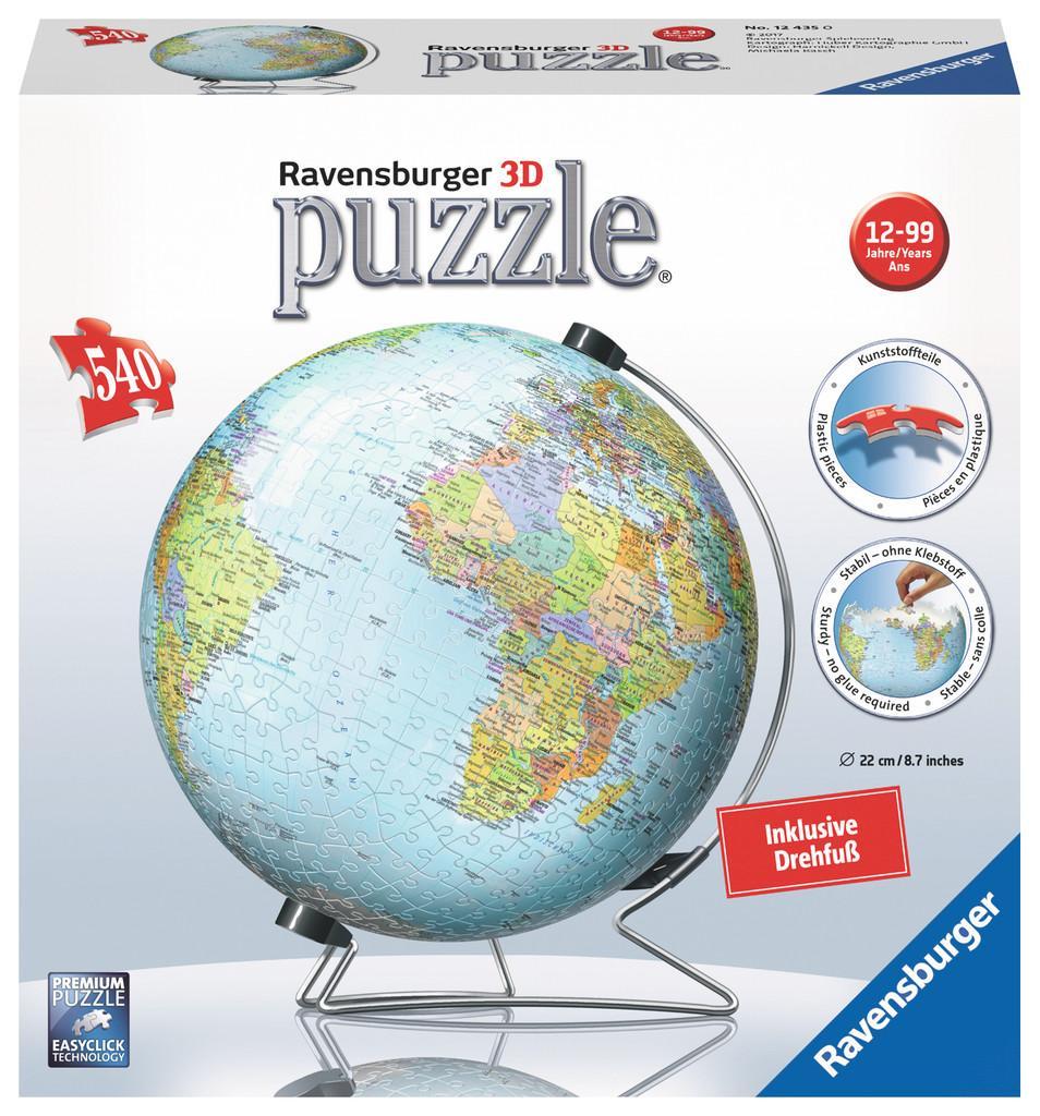 Ravensburger 3D Globus Puzzleball