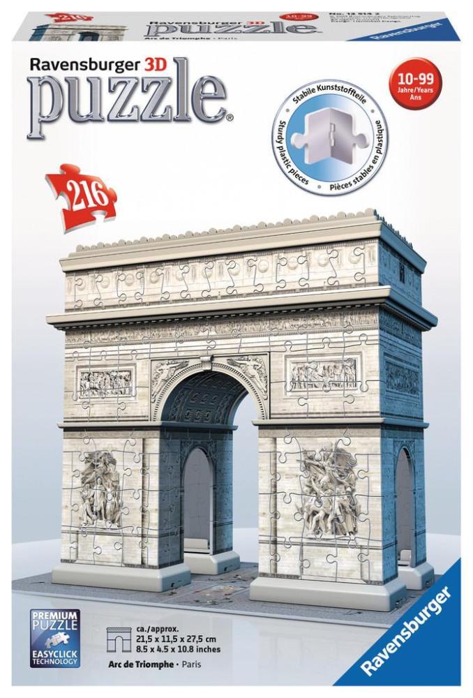 Ravensburger 3D Puzzle Triumphbogen