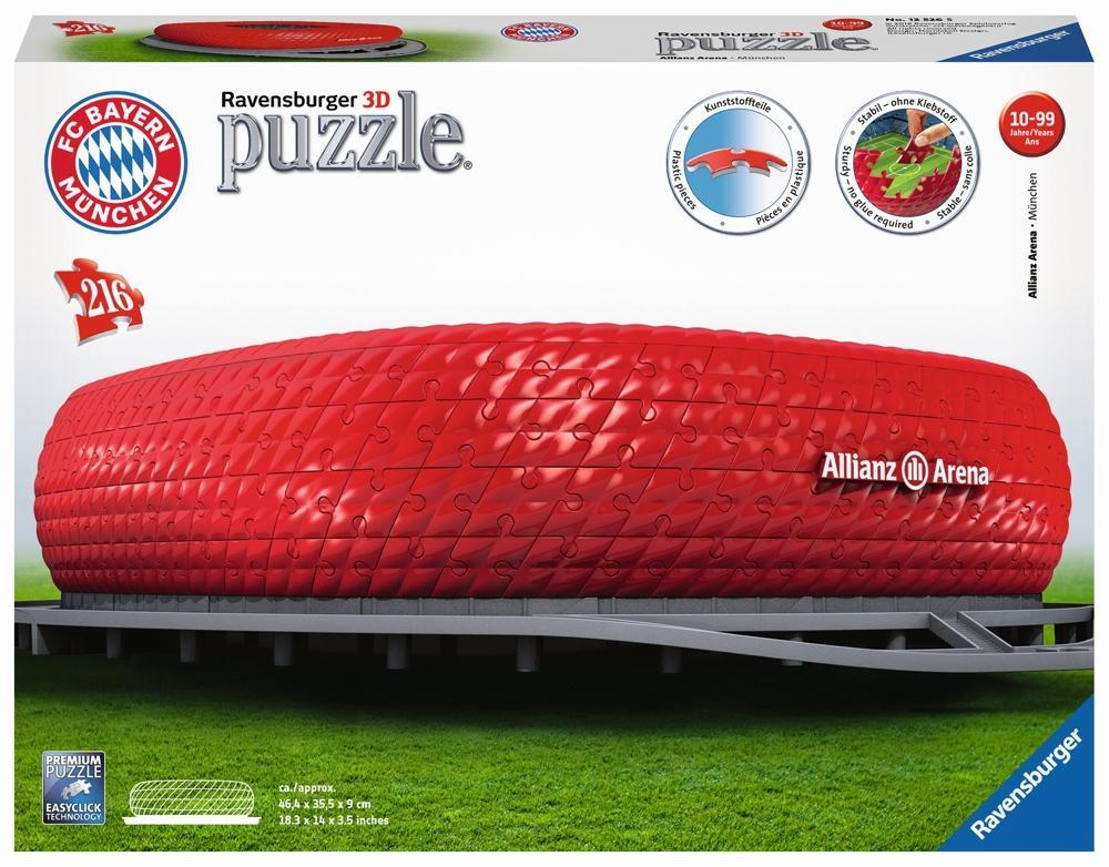 Ravensburger 3D Puzzle Allianz Arena
