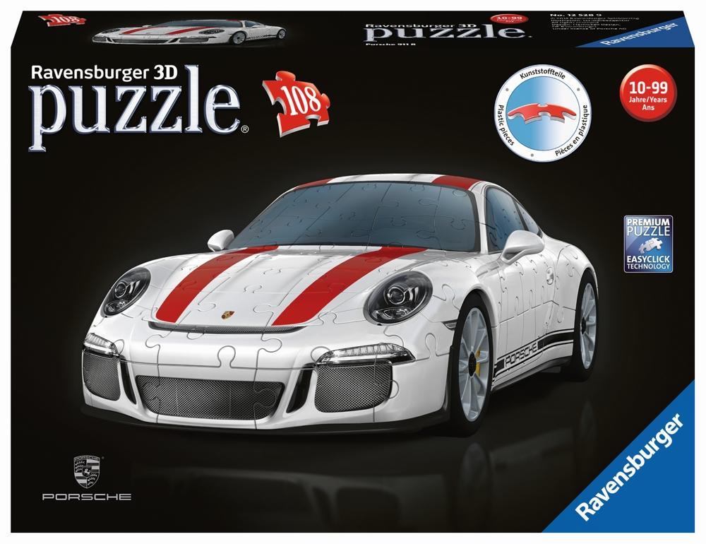 Ravensburger 3D Puzzle Porsche 911R