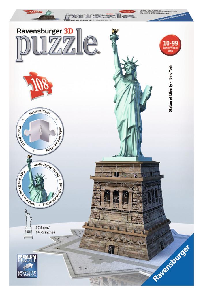 Ravensburger 3D Puzzle Freiheitsstatue