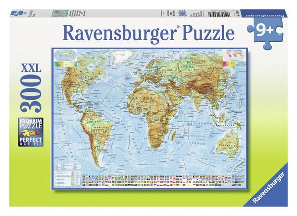 Ravensburger Puzzle Politische Weltkarte