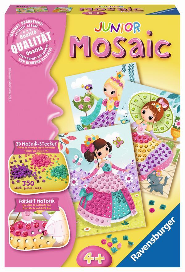 Ravensburger Mosaic Junior Prinzessinnen