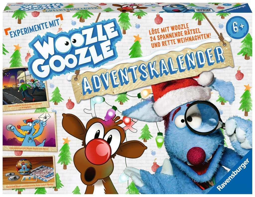- Ravensburger Woozle Goozle Adventskalender 2019 - Onlineshop Spiele Max