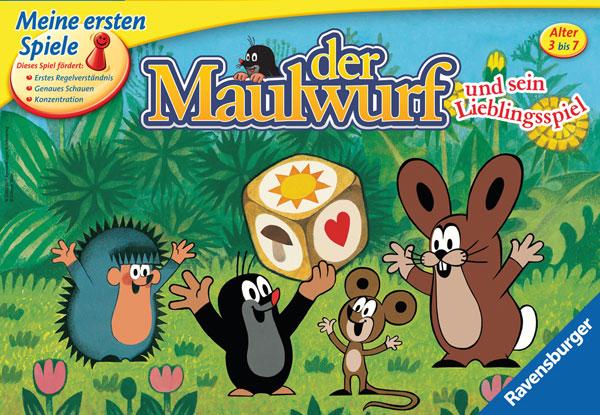 Ravensburger Maulwurf Lieblingsspiel