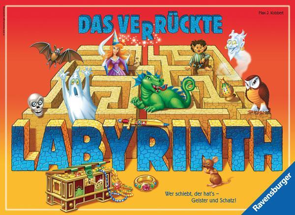 Ravensburger Das verrrückte Labyrinth