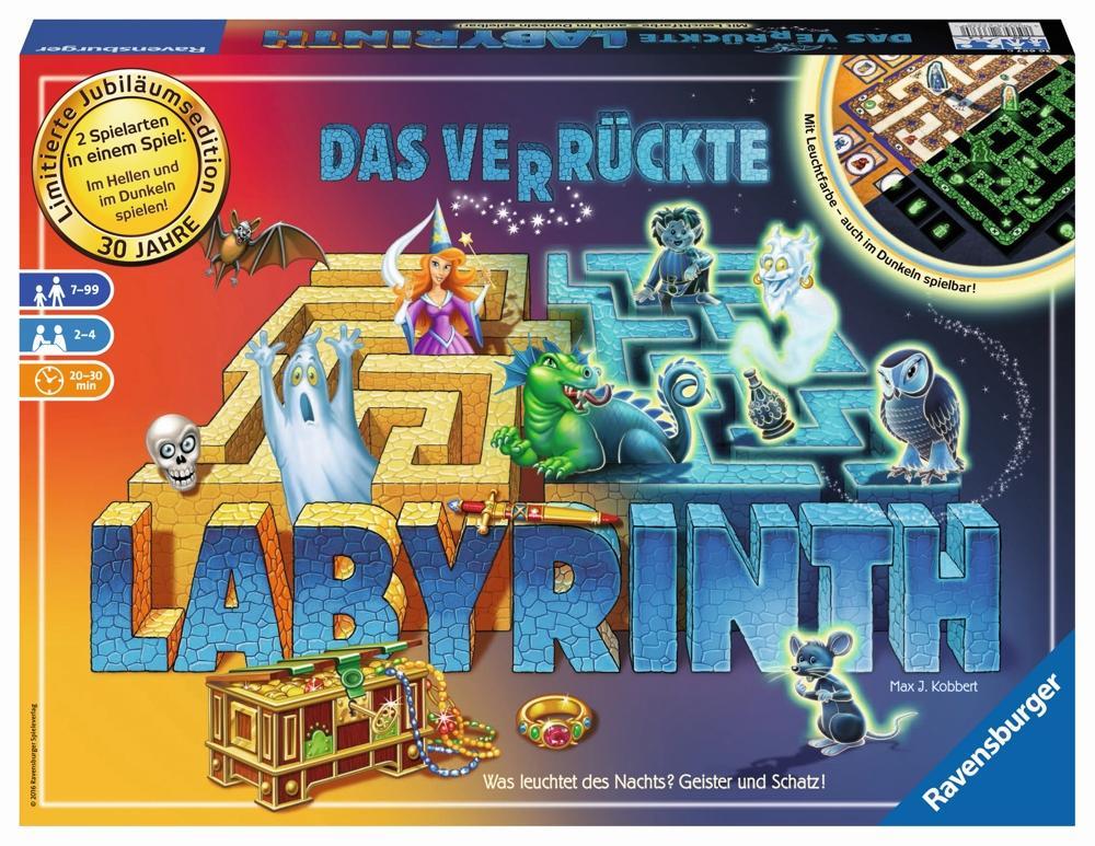 Ravensburger 30 Jahre Das verrückte Labyrinth
