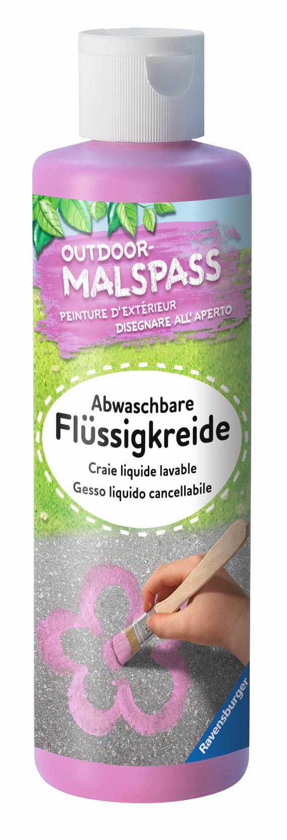 Ravensburger Flüssigkreide lila