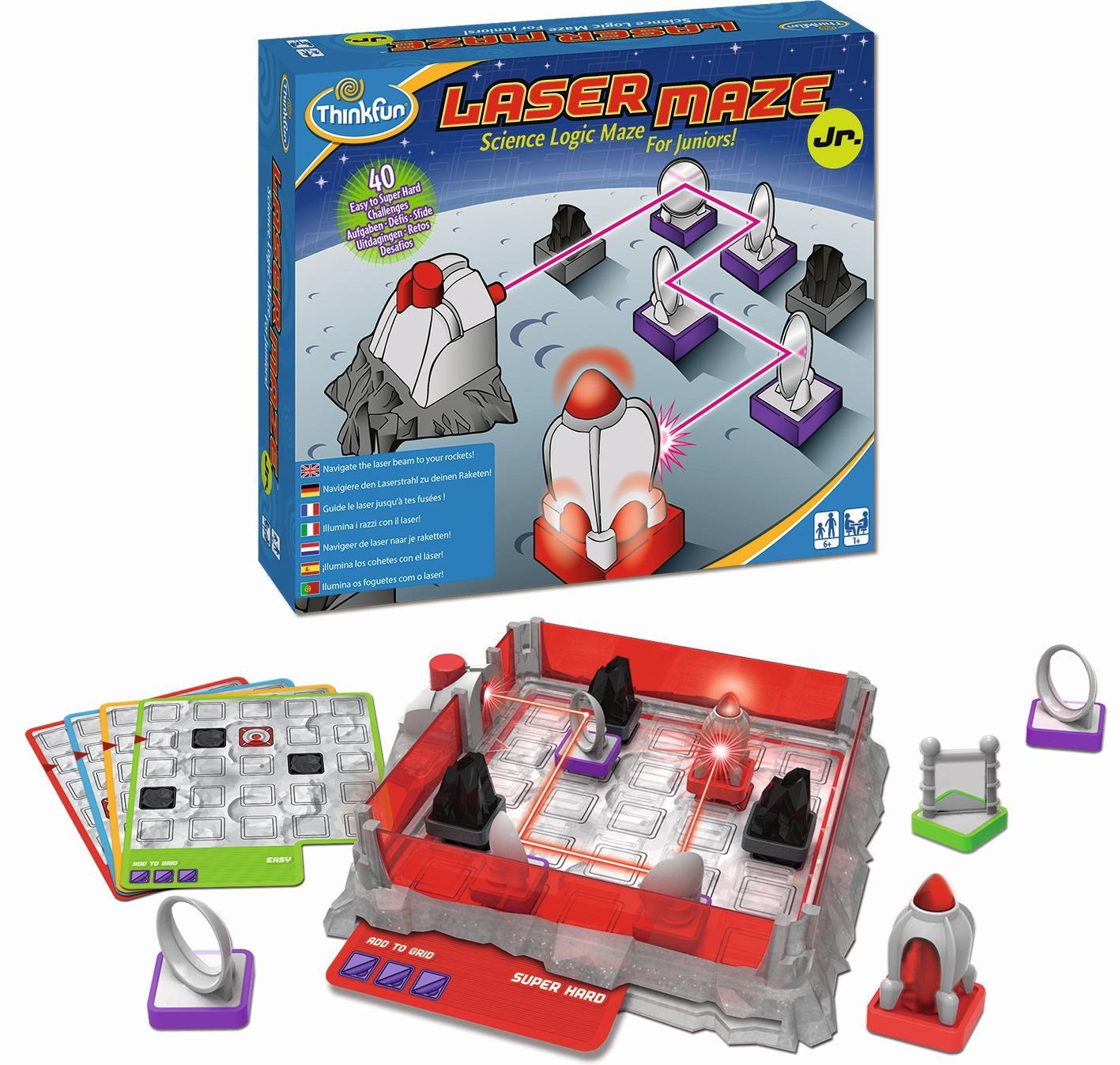 Ravensburger Thinkfun Laser Maze Junior