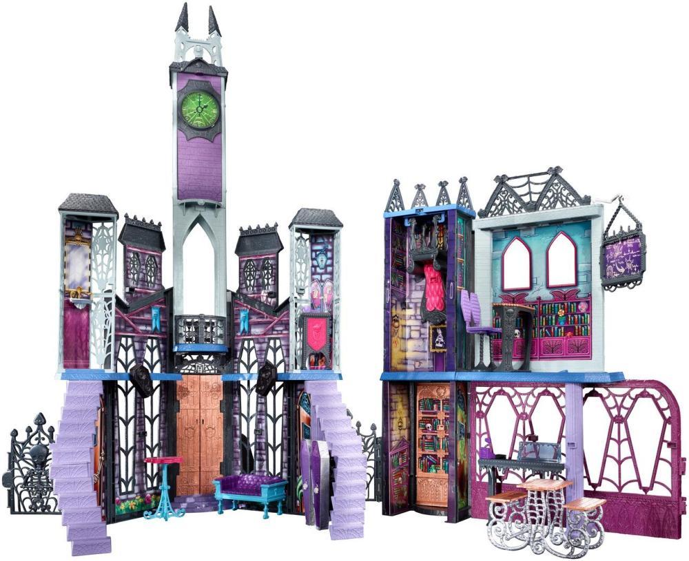 Monster High Mega Monsterschule