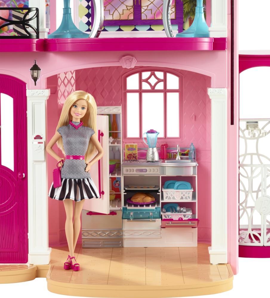 Barbie Küche | Barbie Traumvilla