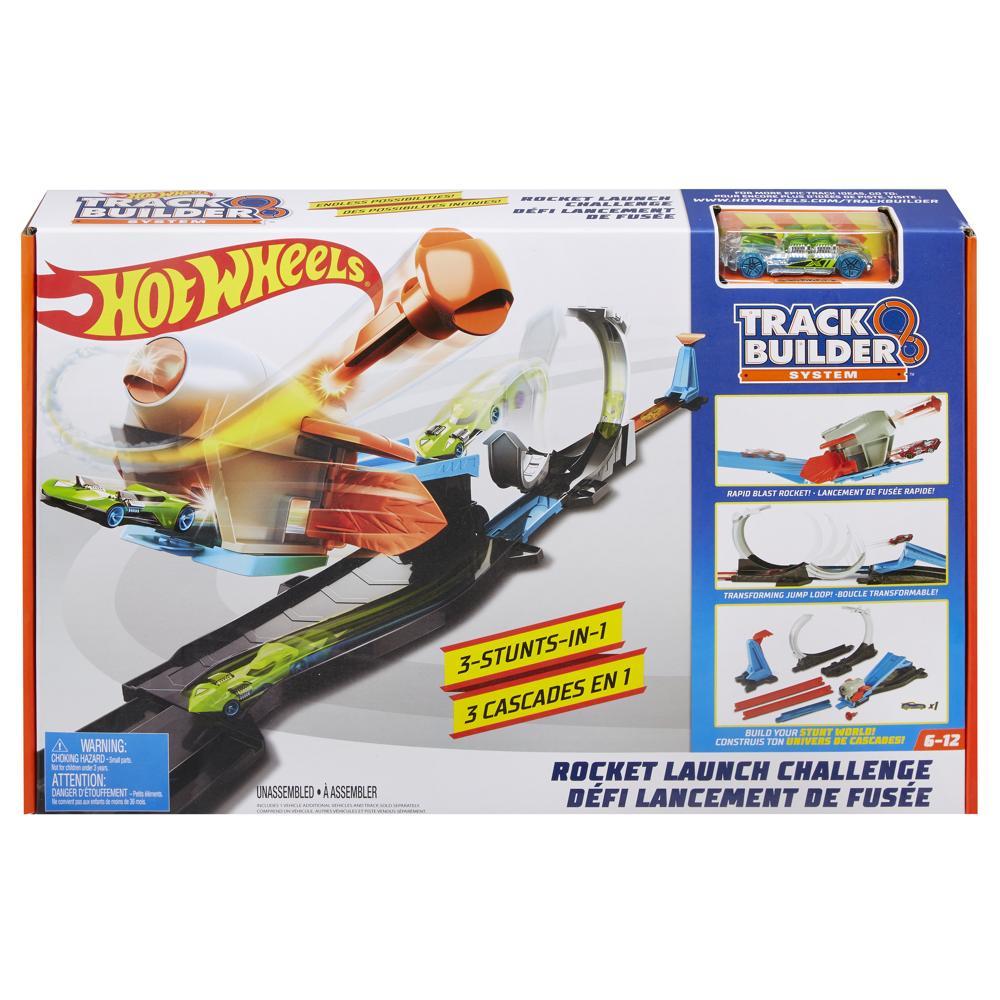 Hot Wheels Raketenstart Challenge
